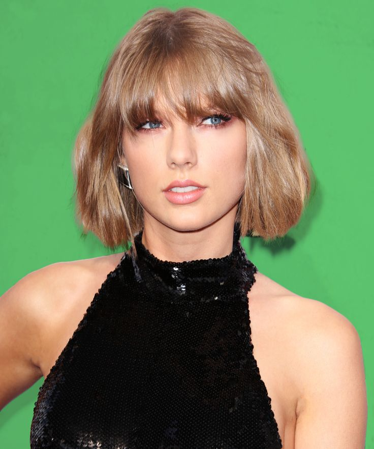 "Taylor Swift Vogue Cover Bleach Blonde Hair May 2016 | Taylor Swift rocks a very interesting hair color on the cover of ""Vogue"" this month. #refinery29 http://www.refinery29.com/2016/04/108392/taylor-swift-vogue-cover-hair"