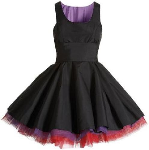 zdjęcie Taliowana sukienka w stylu lat 50tych w pełnej rozdzielczości