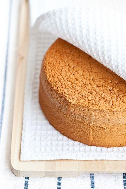 Pan di Spagna perfetto!