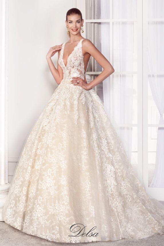 f6d8a561d98e Delsa Couture presente nel nostro Atelier da sposa e cerimonia ...