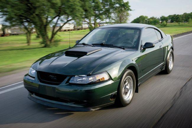 2001 Ford Mustang Bullitt - Paid in Fuel: Zac Freeman plans on beating his '01 Bullitt like it owes him money.