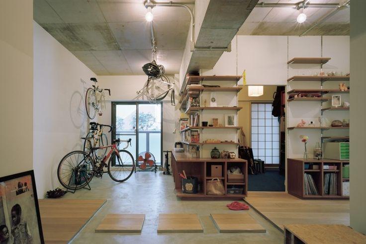 大事なロードバイク、どこに置く?~収納実例集~|SUVACO(スバコ)