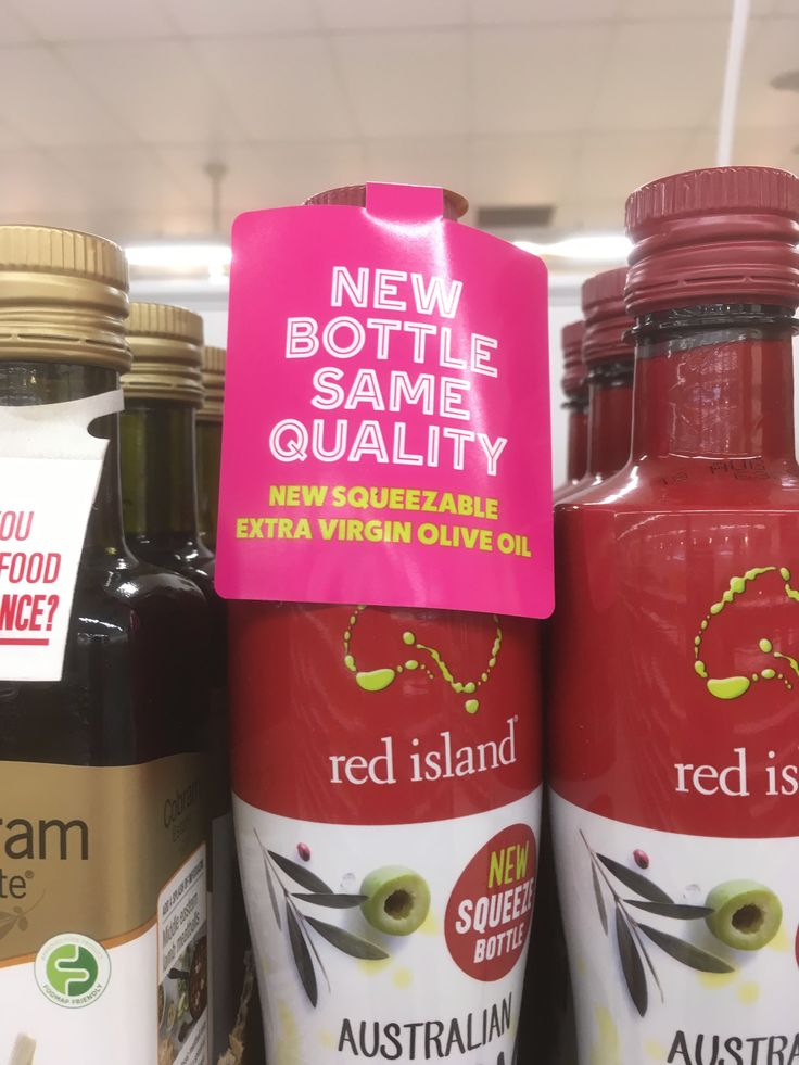 Red Island Olive Oil NEW squeezable pack