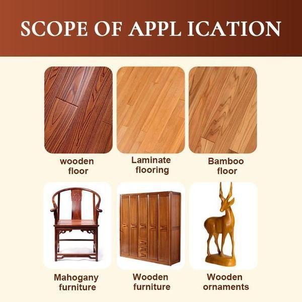 100 Organic Wood Restoration Beeswax In 2020 Wood Polish Organic Wood Furniture Care