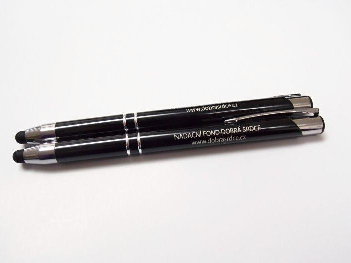 Stylusové pero - černé