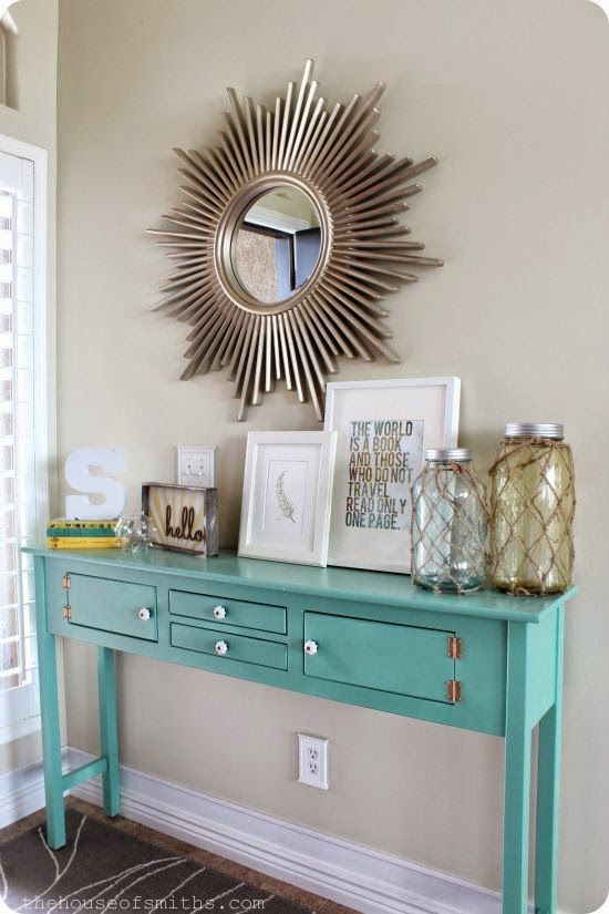 Perfect 107+ Gorgeous Entryway Entry Table Ideas Designed With Every Style Entry  Table Decor, Entry