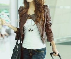 perfect airport outfit