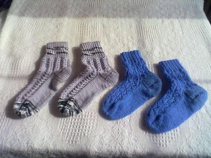 zimní ponožky
