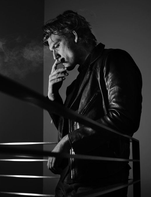 The Interview: Alex Pettyfer   Features   HUNGER TV