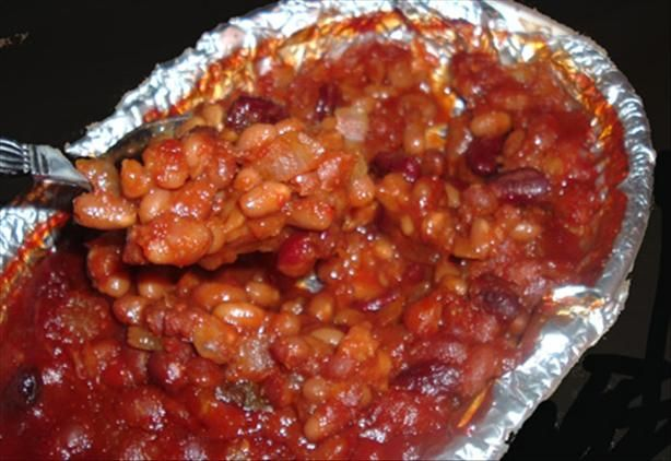 Traditional Appalachian Baked Beans
