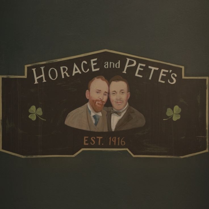 LOUIS CK: Horace and Pete Episode 6 available NOW.