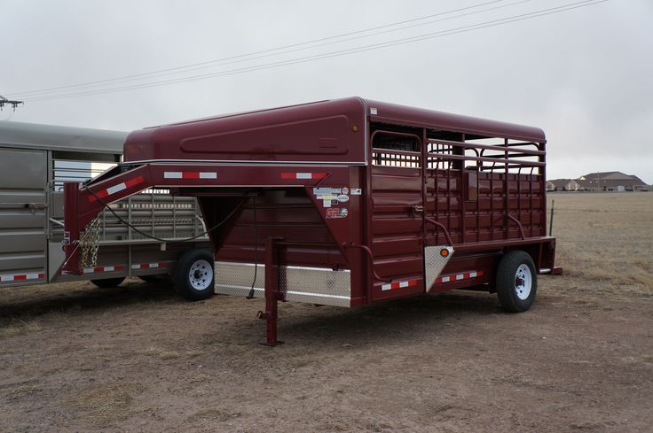 "livestock trailer | One Response to ""New GR 14ft Single Axle Stock trailer $6679 SOLD ..."