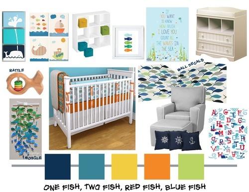 17 best images about shark nursery on pinterest sharks for Blue fish pediatrics
