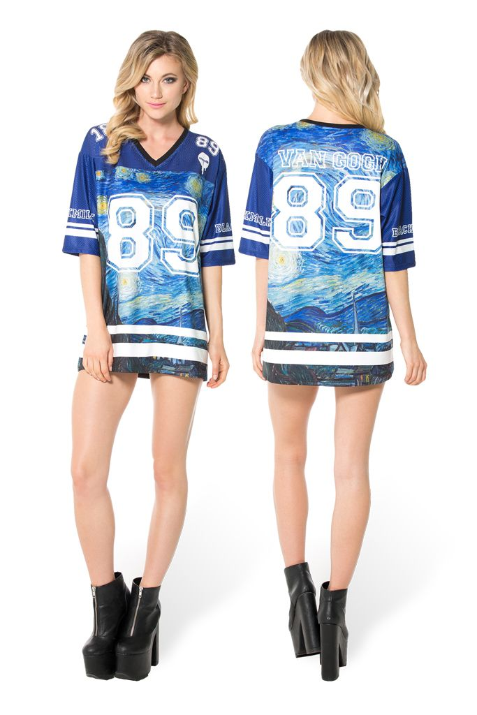 Starry Night 2.0 Touchdown - LIMITED (WW ONLY $110AUD) by Black Milk Clothing