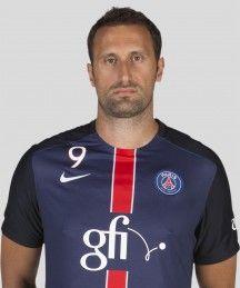 Igor Vori, Fielder of Paris Saint-Germain Handball.