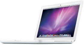 MacBook 13-inch Unibody White 2.26GHz 2GB/250GB/SD