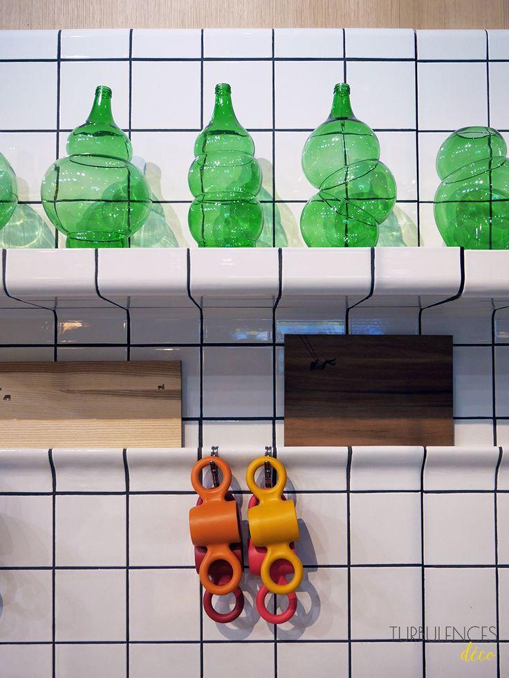 159 best white tiles images on pinterest white tiles - Maison et objet janvier ...