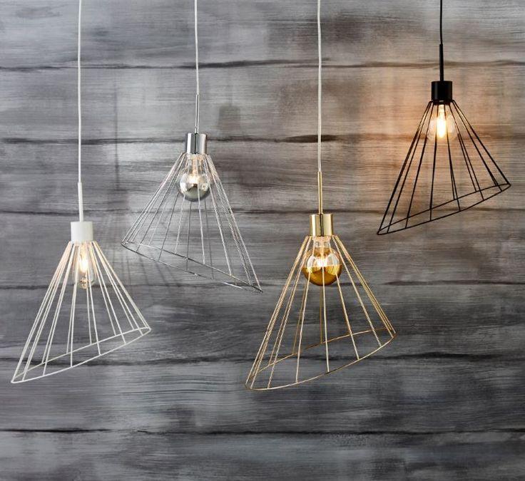 suspension kuzco m tal noir 38 cm e27 40w luminaires pinterest ampoule d corative. Black Bedroom Furniture Sets. Home Design Ideas