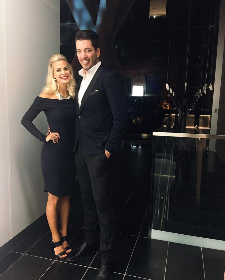 Everything We Know About HGTV Star Jonathan Scott's Awesome New Girlfriend