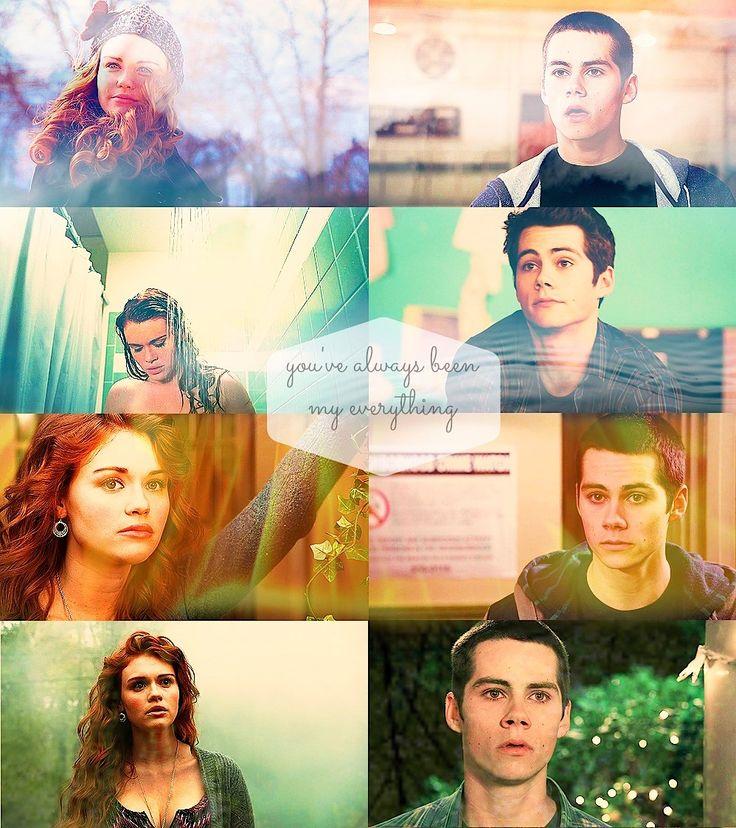 Stiles and Lydia = Stydia