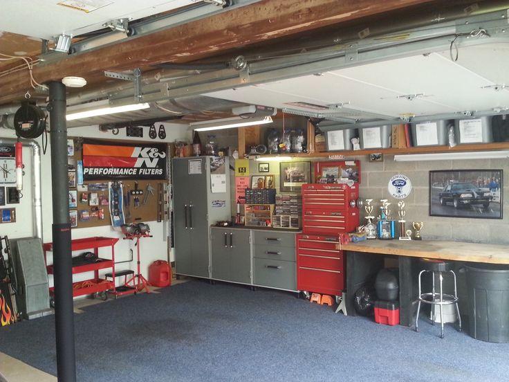 Erotic garage storage system