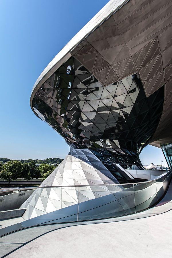 BMW Welt Munich Germany  By Lieven Lema. @designerwallace