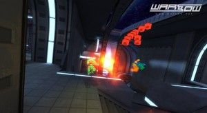 Getting to know about Warsow is an standalone, open source a first-person shooter developed to work on multiple platforms video game for Linux, Windows, Mac