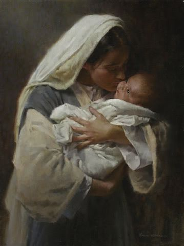 kiss the face of god | Kissing the Face of God by American painter Morgan Weistling