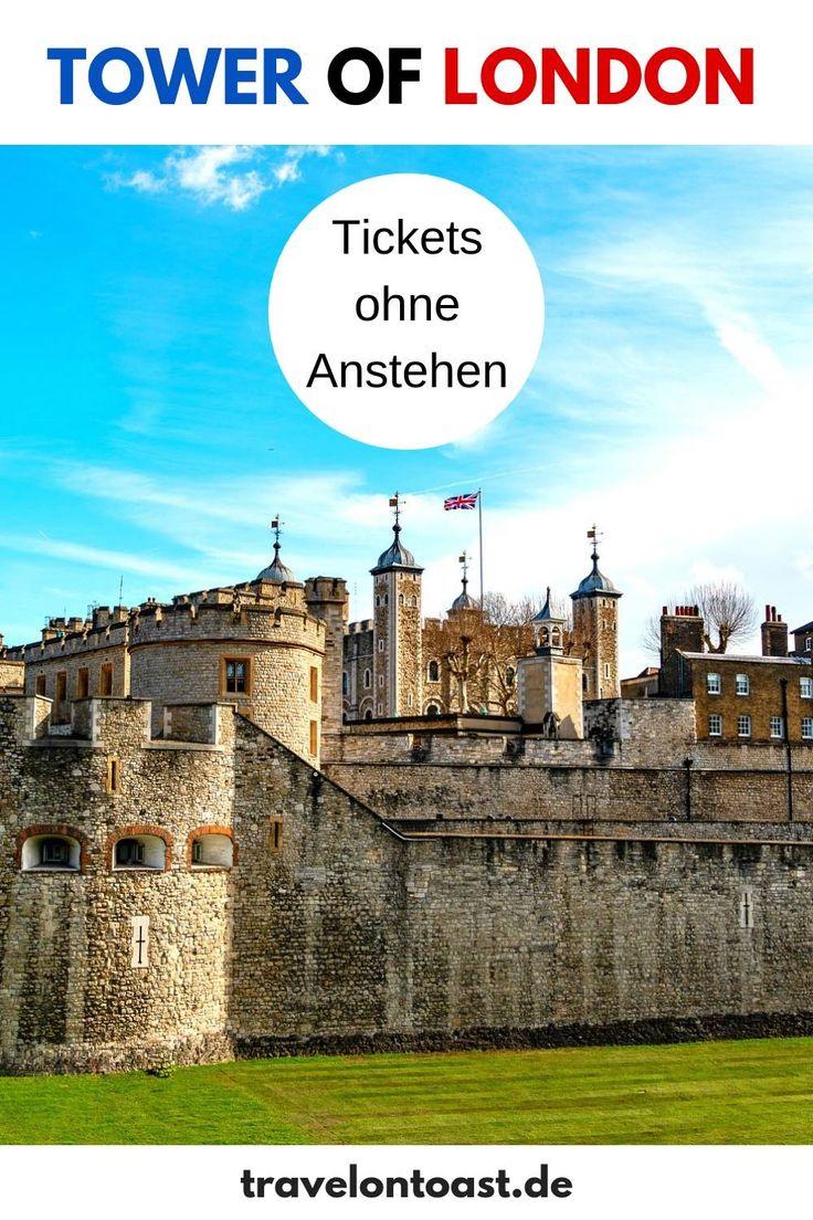 Eintrittspreis Tower Of London