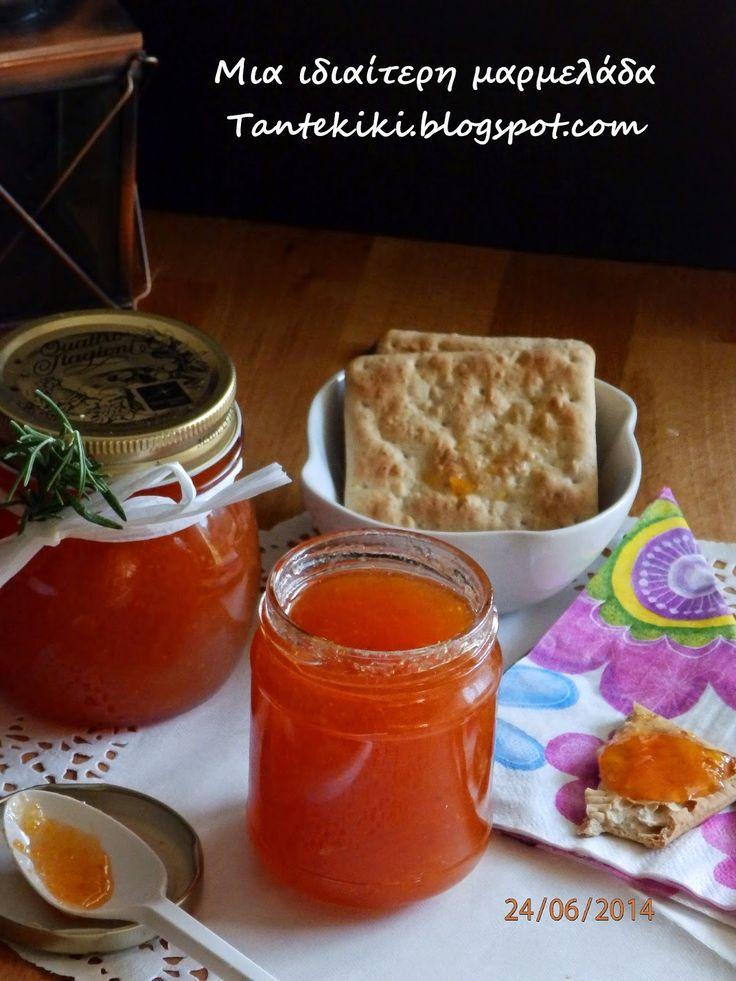 Tante Kiki: Μια μεσογειακή μαρμελάδα με λαχανικά και φρούτα