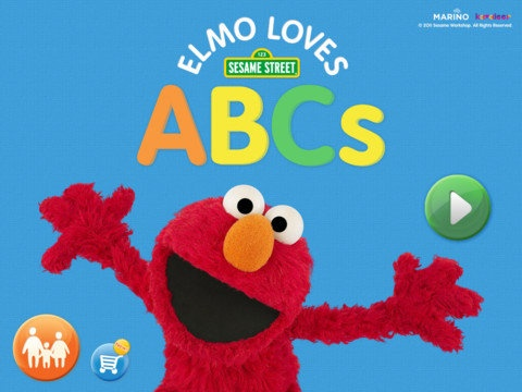 Elmo Loves ABCs: My daughter's personal favorite, Elmo Loves ABCs ($5), lets your child explore the alphabet with Elmo. The app has songs, videos, coloring pages, and games — all about letters! Parents will love the classic Sesame Street clips (there are more than 80), which you might just remember from your own childhood.