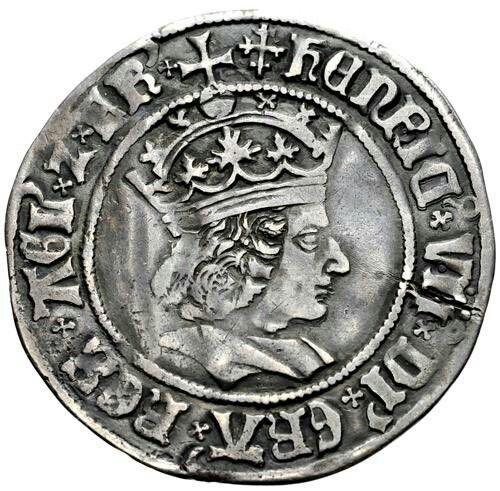 Groat of Henry VII