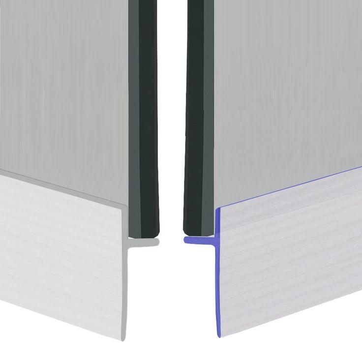 Curved Shower Door Seal Strip