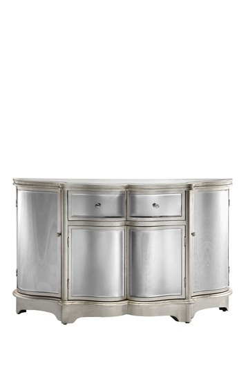 Mulholland Serpentine Mirror Credenza by Old Hollywood Glamour on @HauteLook