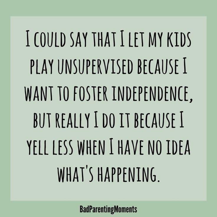 10.4K vind-ik-leuks, 240 reacties - Scary Mommy (@scarymommy) op Instagram: 'Ignorance is bliss. (via: @badparentingmoments) #motherhoodunplugged #motherhood #parenting…'