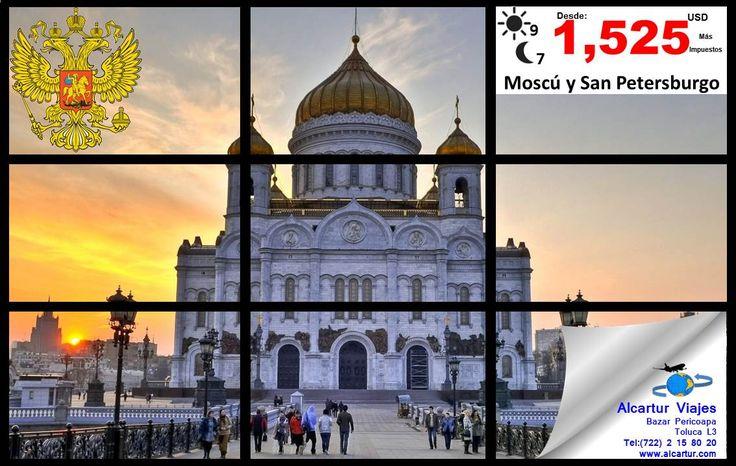 Tú, yo.....Rusia.......nuestra luna de miel....... no sé, piénsalo  Visítanos, somos expertos en viajes  Moscu y San Petersburgo  Bazar Pericoapa Toluca L3 Tel: (722) 2 15 80 20  #alcarturviajes #bazarpericoapatoluca #toluca #metepec #paqueteseuropa #mexico #cdmx #twitter #zinacantepec #tenancingo #Toluca #Metepec #valledetoluca #lunademiel #reciencasados #mujeresvalientes #mujeresempoderadas  #moscu #hermitage #fortalezadesanpedroysanpablo #kremlin #pinterest #instagram #fanpage #Rusia