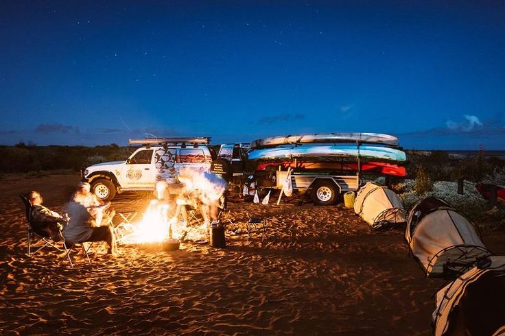 Overnight Camping Tours