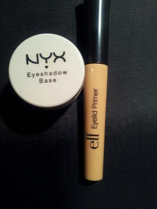Eye primers Cruelty free makeup drugstore, Nyx eyeshadow