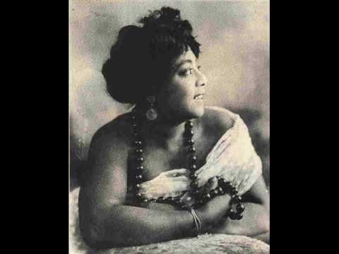 Crazy Blues by Mamie Smith & Her Jazz Hounds- This song, recorded by vaudeville performer Mamie Smith in 1920, made history as the very first blues record ever released.