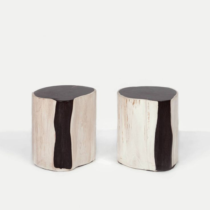 Image result for faux petrified wood stool restoration