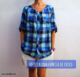 Reciclar camisa de ChicO