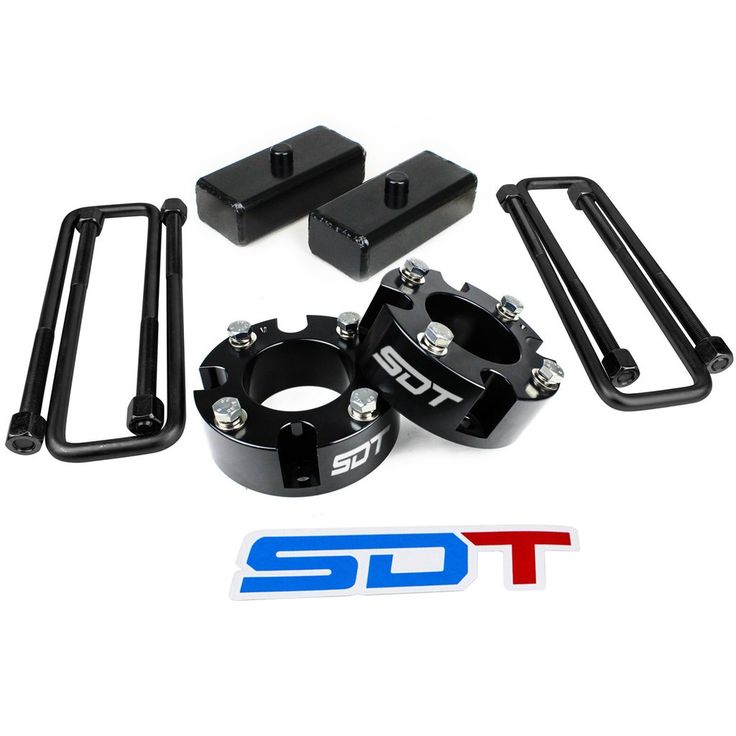 2007-2016 Toyota Tundra Full Leveling Lift Kit 2WD 4WD