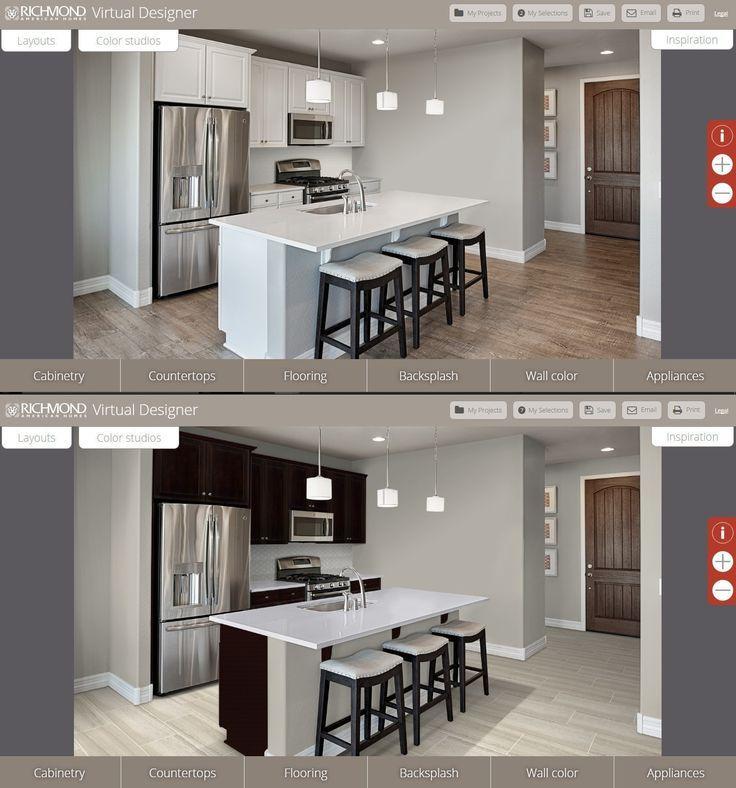 Wonderful Arizona Home Builder Launches Virtual #kitchen Design Tool