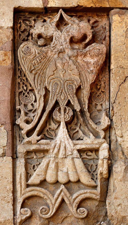 1985 yılında UNESCO Dünya Miras Listesi'ne alınmış olan Sivas Divriği Ulu Camii ve Darüşşifası'nın muhteşem motifleri...