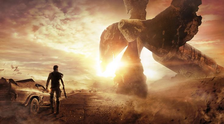 E3 2013: Avalanche Studios announces Mad Max
