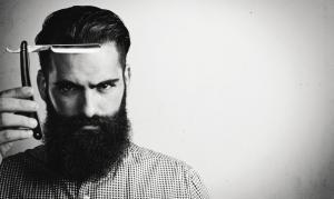 Cómo cuidar la barba larga