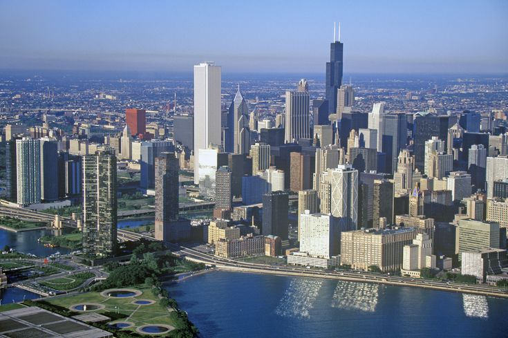 Explore the Chicago Skyline With This Interactive Graphic