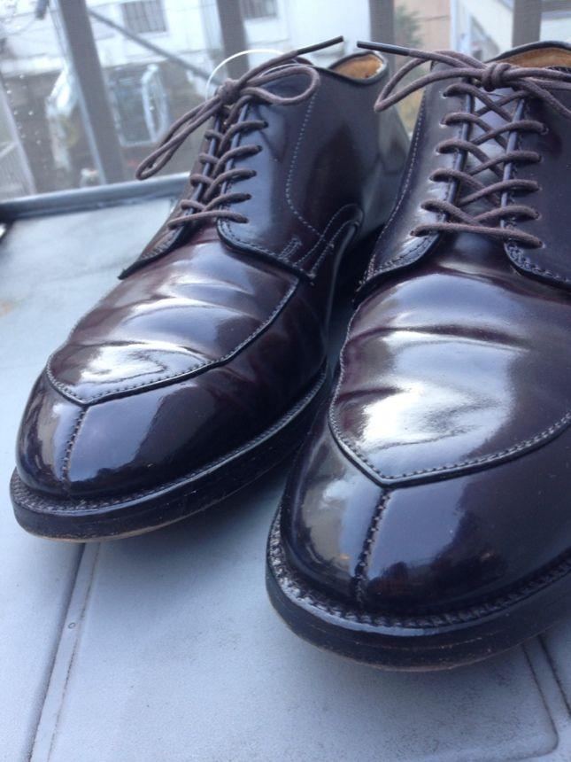 Alden Algonquin | my shoes | Cordovan shoes, Shoes, Shoe boots