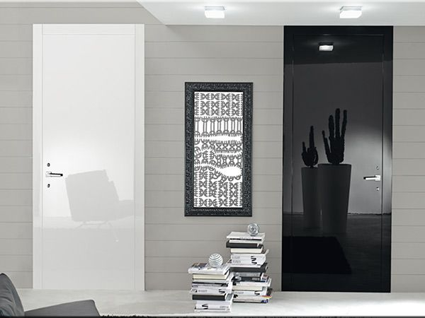 7 best Porte interne in legno Pivato images on Pinterest | Doors ...