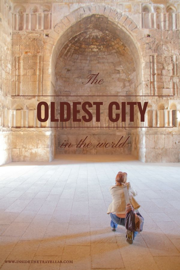Inspiring article about Amman in Jordan: 'The Oldest City in the World' - Tourism Marketing Concepts